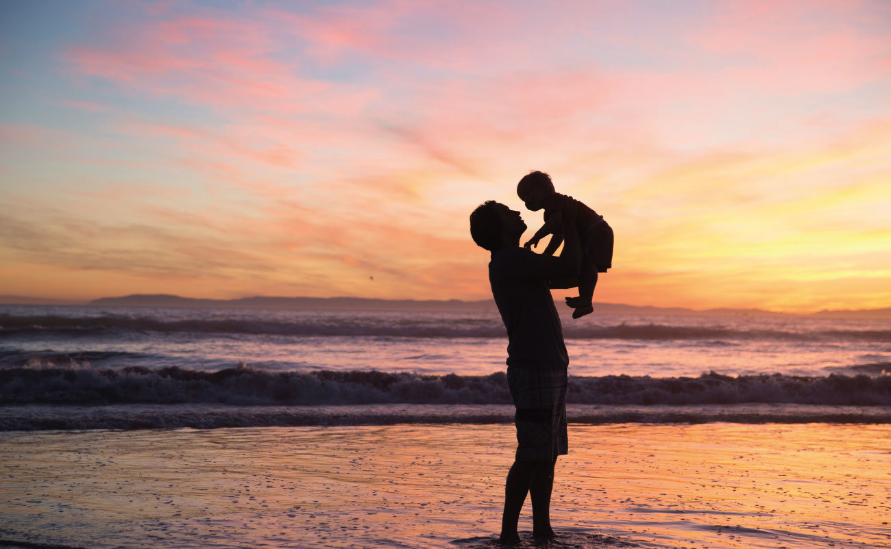 HOW TO BE MORE PRESENT IN YOUR AND YOUR CHILD'S LIFE