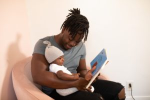 DADS, READING AND READING ALOUD