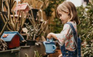 GARDENING FOR LITTLE GREEN FINGERS