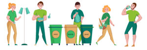 JOIN THE WASTE REDUCING REVOLUTION