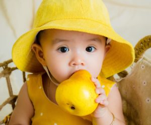 FUSSY EATER: GOING FROM YUCK TO YUM
