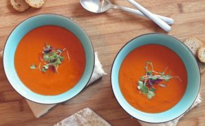 In the Soup: Recipes for Colder Days