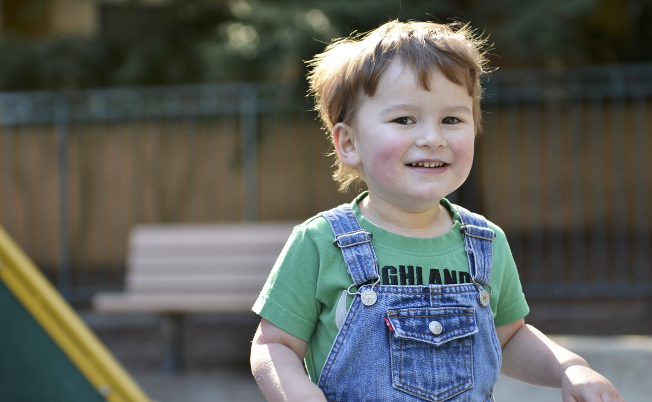 children with asperger's