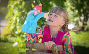Creative Thinking through Puppetry