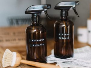 CLEAN UP YOUR ACT: NATURAL CLEANERS FOR YOUR HOME