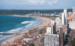 Bonding with teenagers in Durban