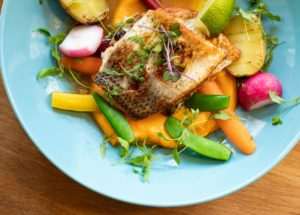 KEEP IT GREEN: SUSTAINABLE SEAFOOD
