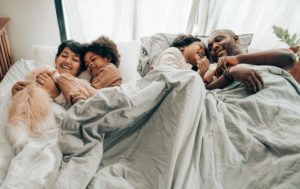 Read more about the article Co-sleeping: Three in a Bed