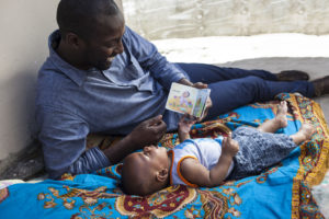 HOW DADS CAN MAKE A DIFFERENCE BY SHARING A STORY