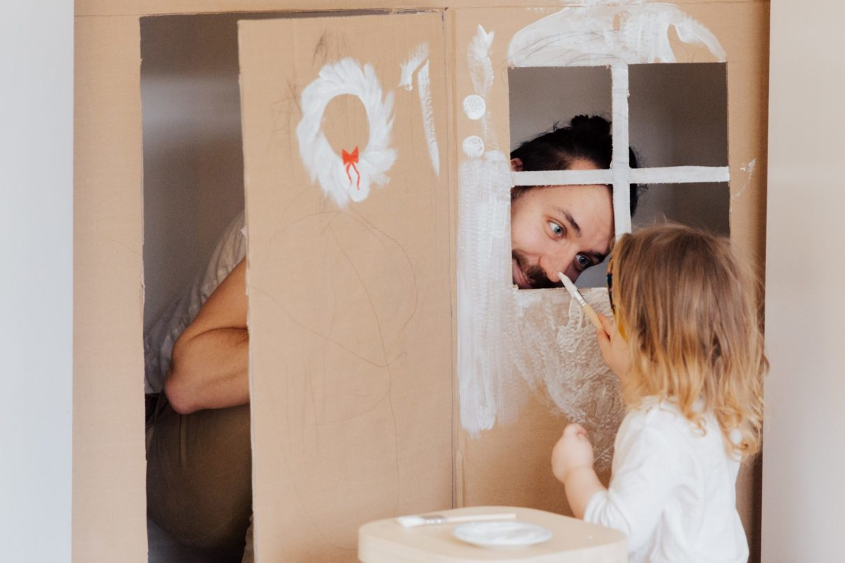 10 TIPS FOR FATHERS NAVIGATING THEIR NEW NORMAL