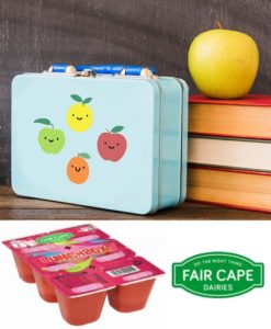 Win one of five Fair Cape Dairies hampers