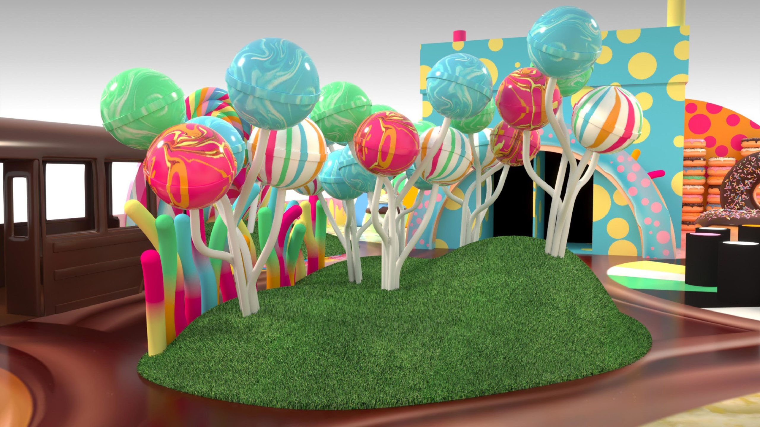 Gateway's fantastical Sweetopia is a visual treat these holidays