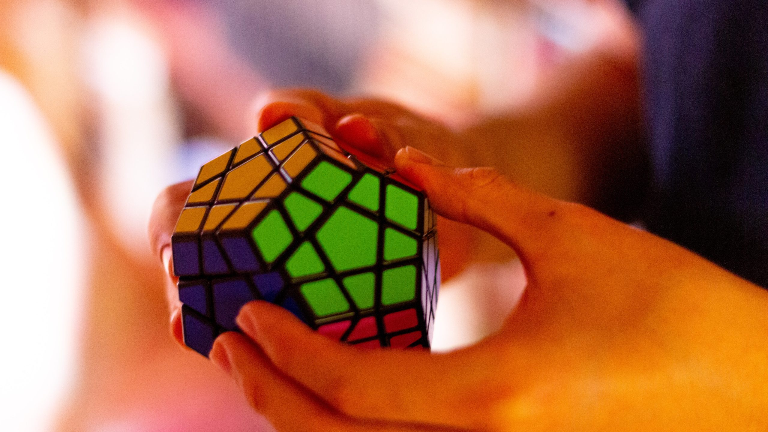 Play, Ponder and Progress: The Joy of Puzzles