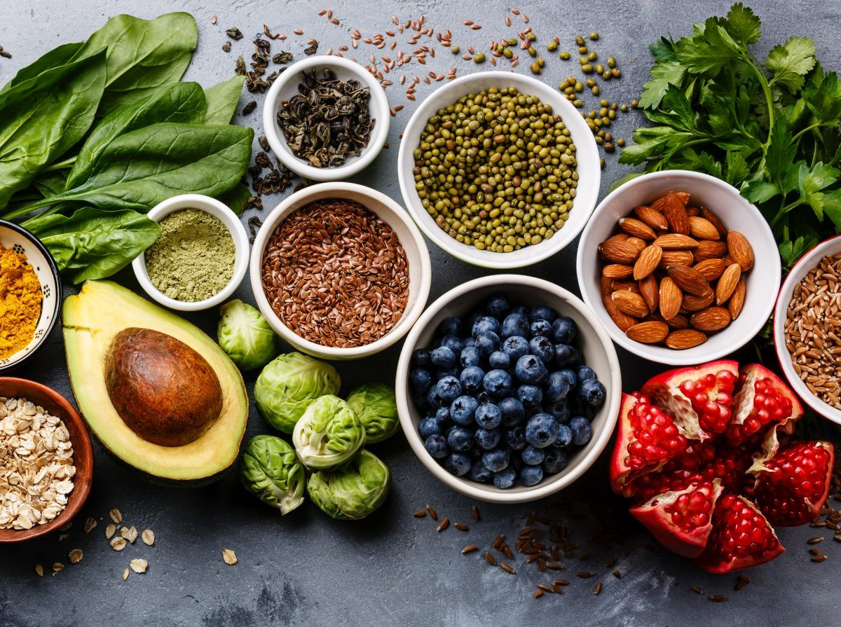 Superfoods for Healthy Families