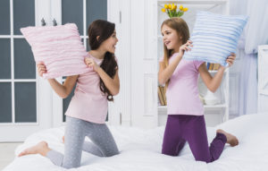 Sleepovers – Yay or Nay?