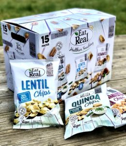 Win a Healthier Snacking Jumbo Prize Box From Eat Real