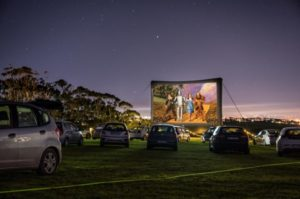 Win a Ticket to the Drive-In