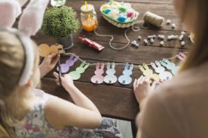 Less Sugar, More Fun – Alternative Easter Activities