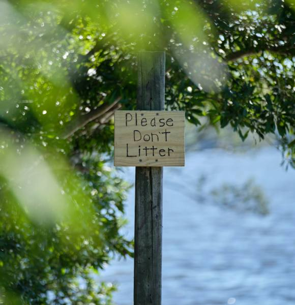 Little Litterbugs: Teach Your Child to be Responsible