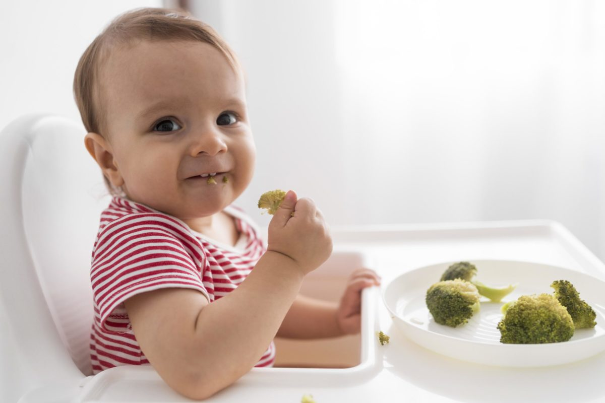 Take the Fight Out of Fussy Eaters