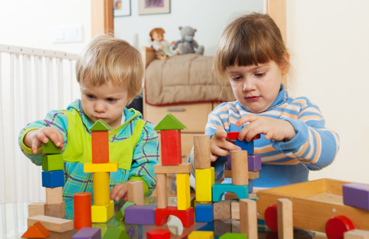 You are currently viewing Help Children Learn Through Play
